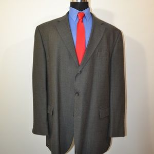 Oscar de la Renta 50R Sport Coat Blazer Suit Jacke